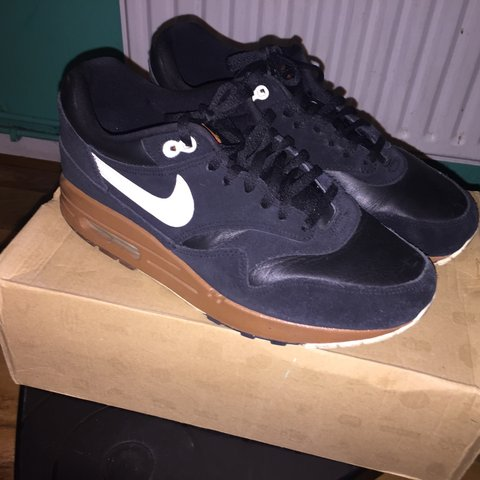 4932a1491fc42 Nike Air Max 1 size 7 in decent condition 8 10 going for a - Depop