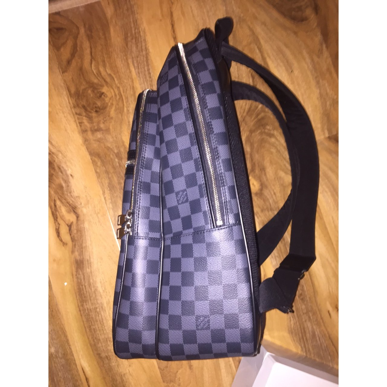 7a4eb44f963c Louis Vuitton Michael Graphite Backpack. As good as new for - Depop