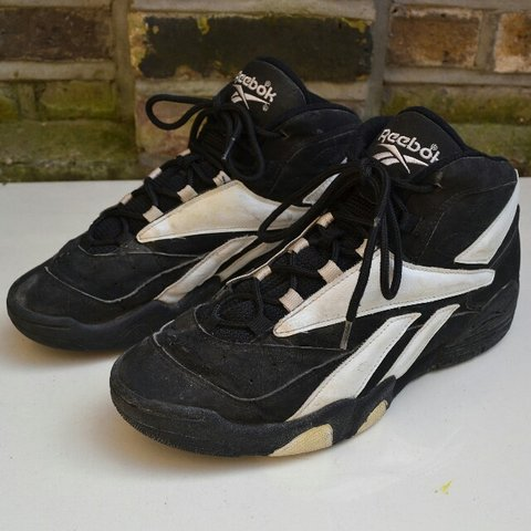 326d886e741 ... reebok above the rim Vintage 90s ...