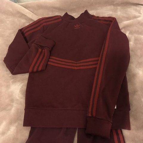 53fb15f3ee535b Adidas loungewear set - bought from Topshop for £100+ for 6 - Depop