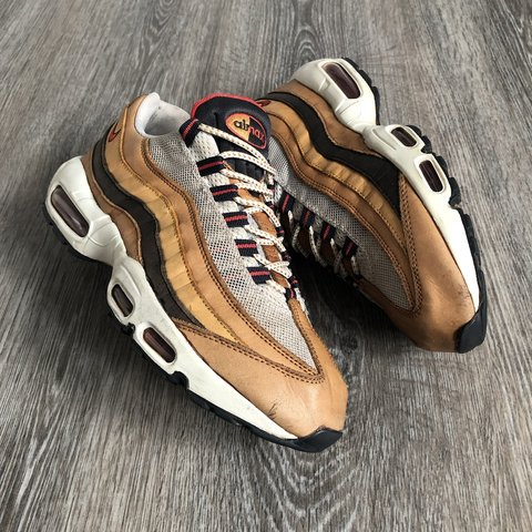 quality design c0f67 96c9e  sammfulopp. last month. Nottingham, United Kingdom. Nike air max 95 escape  pack