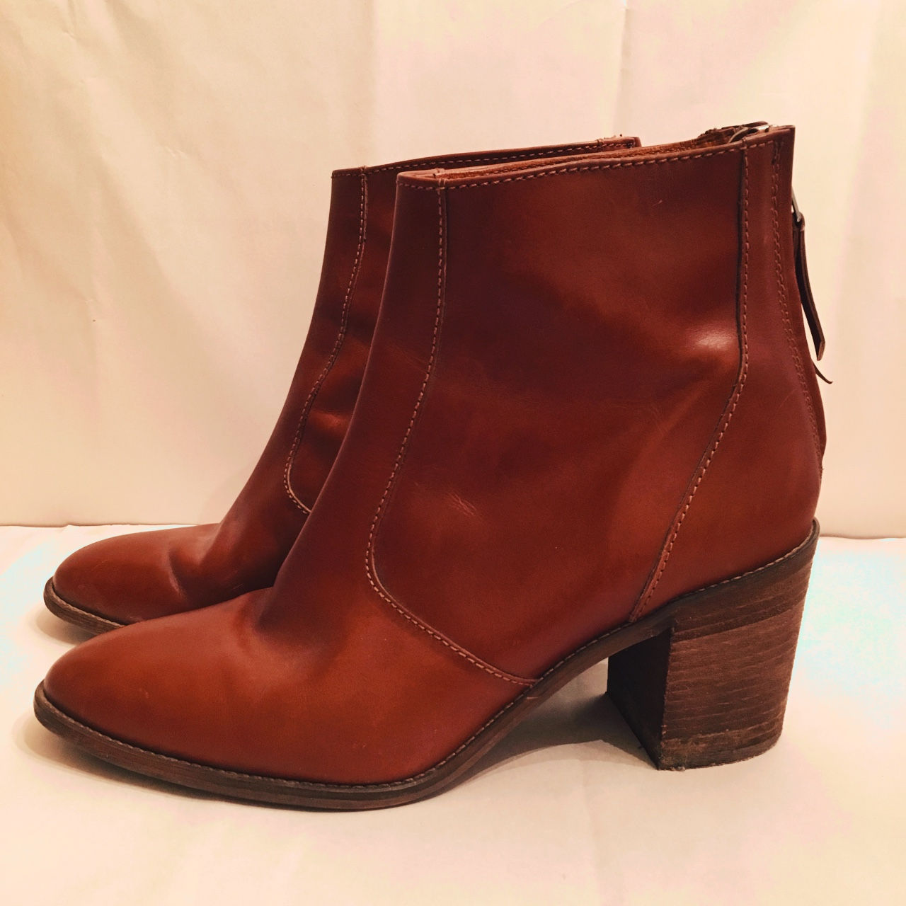 #Madewell Ames Boot. Retails for $238