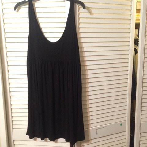 cfaf45ae7a Black baby doll type dress   I think that s what they re