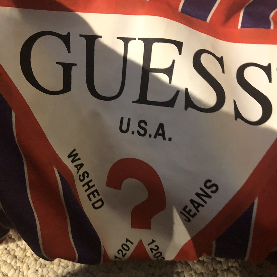 Product Image 3 - Super cool guess striped shirt