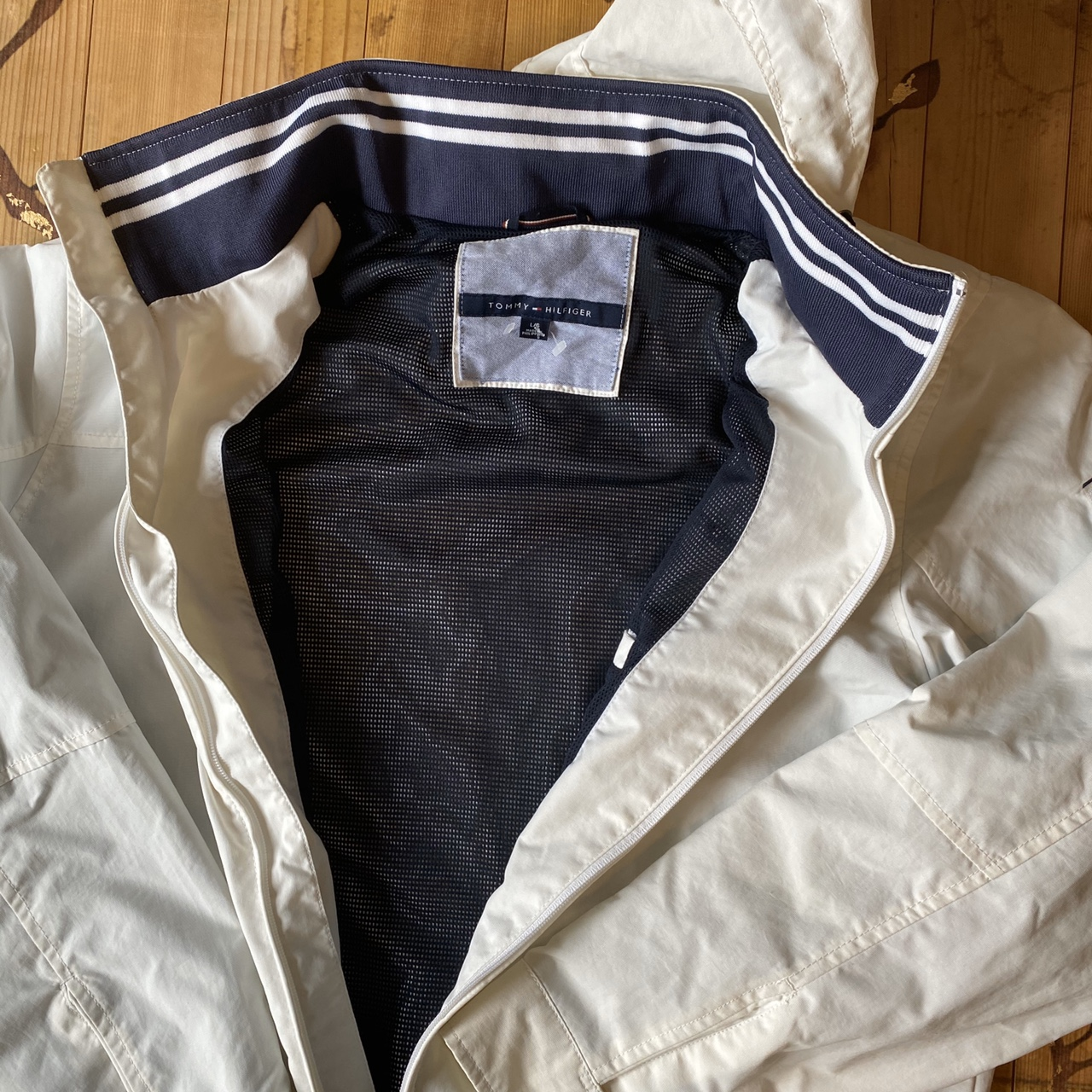 Product Image 2 - TOMMY HILFIGER Windbreaker jacket with