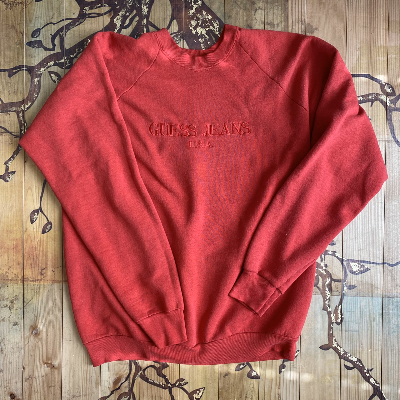 Product Image 1 - Beautiful vintage guess sweatshirt boot Fits