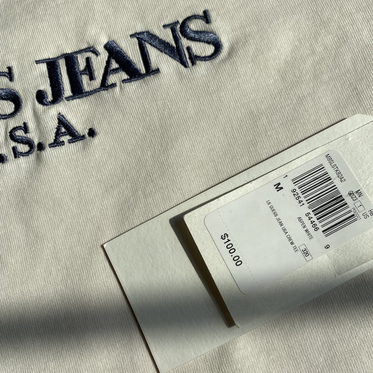 Product Image 2 - Vintage guess tee off white