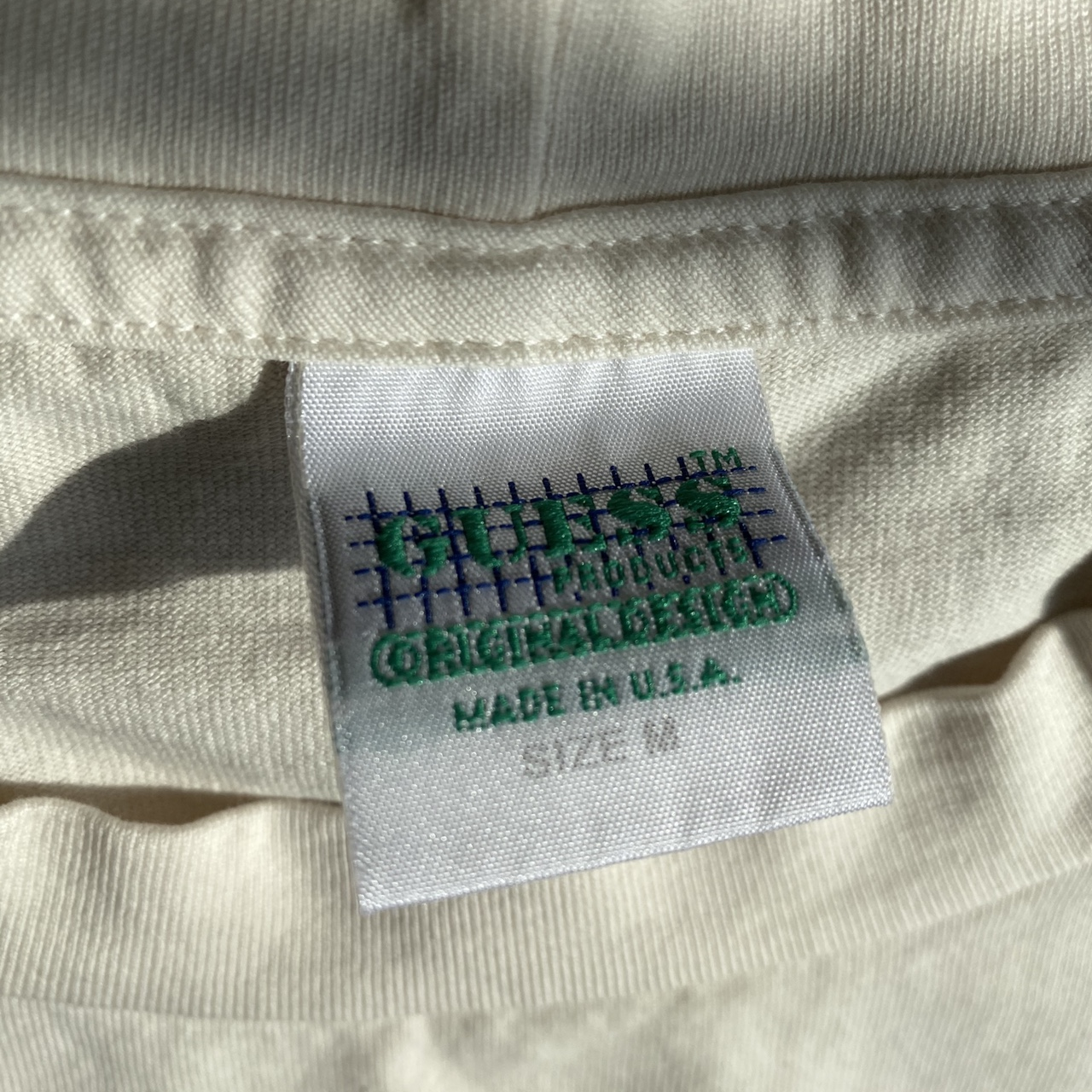 Product Image 3 - Vintage guess tee off white