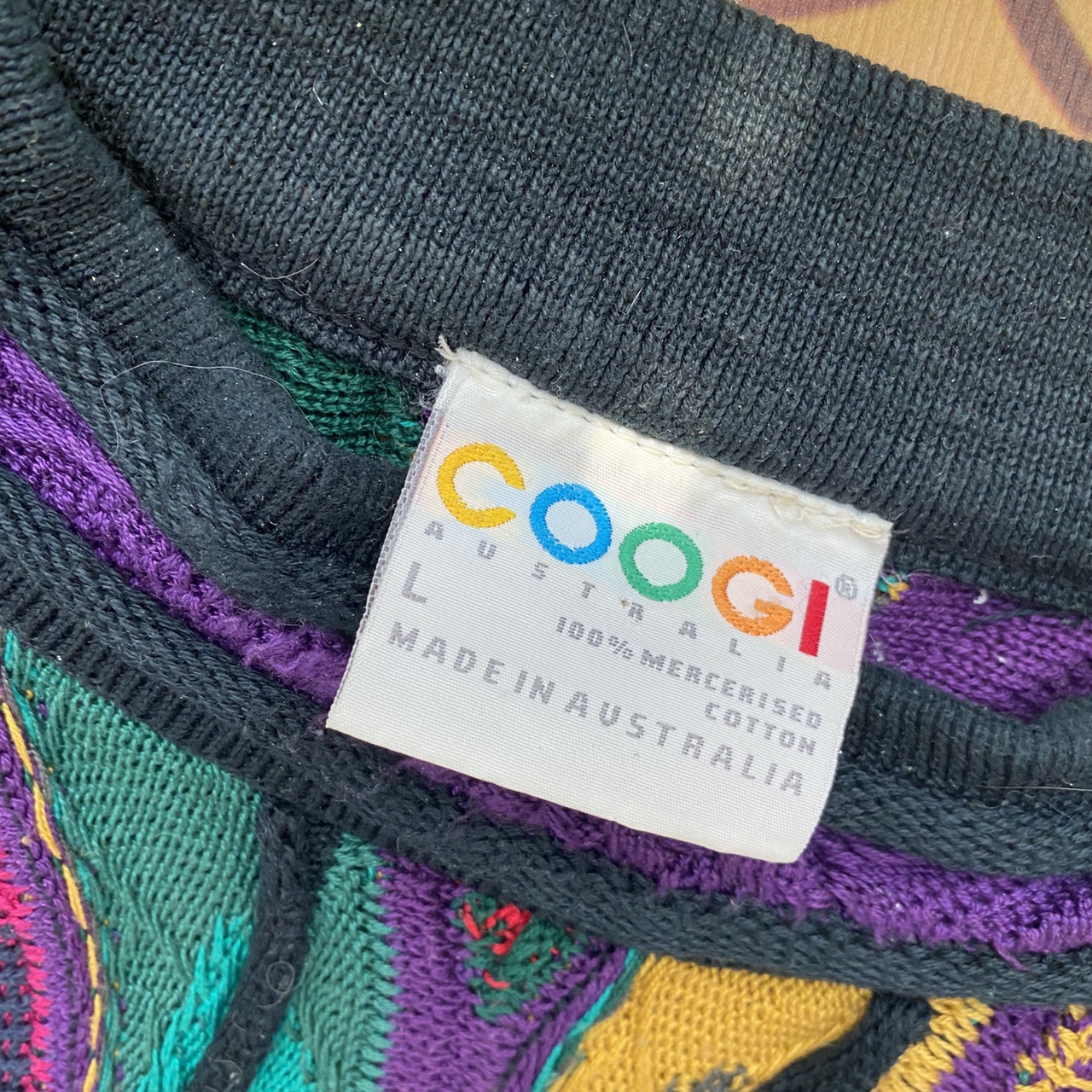 Product Image 2 - Coogi sweater with unique and