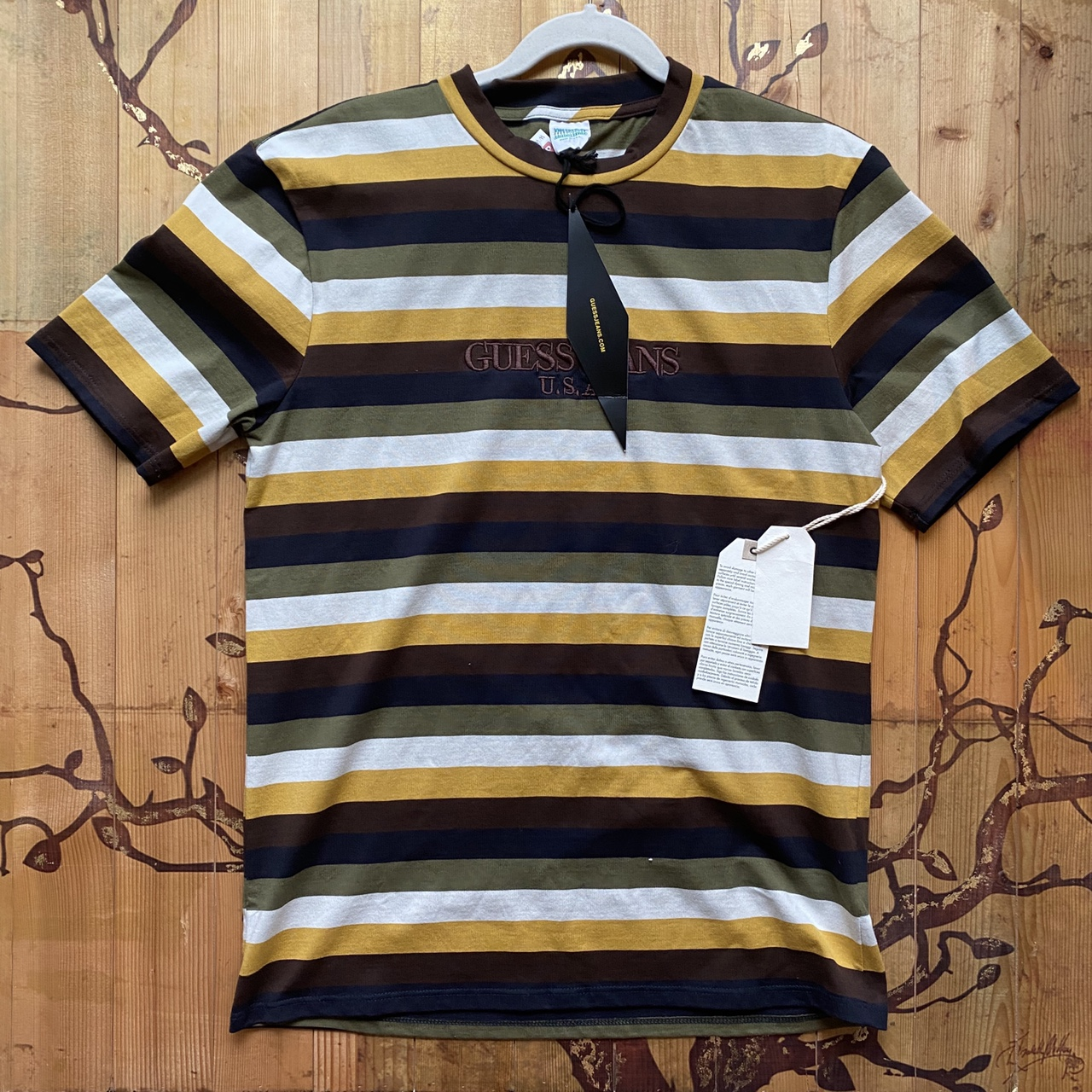 Product Image 1 - VERY rare guess striped tee