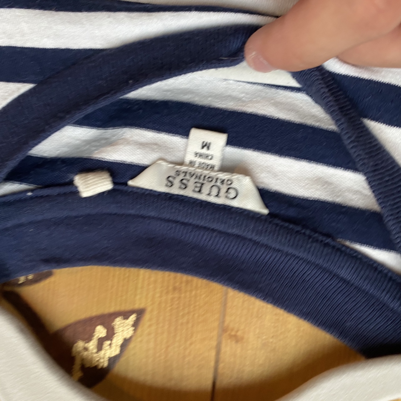 Product Image 3 - Guess ASAP rocky striped shirt