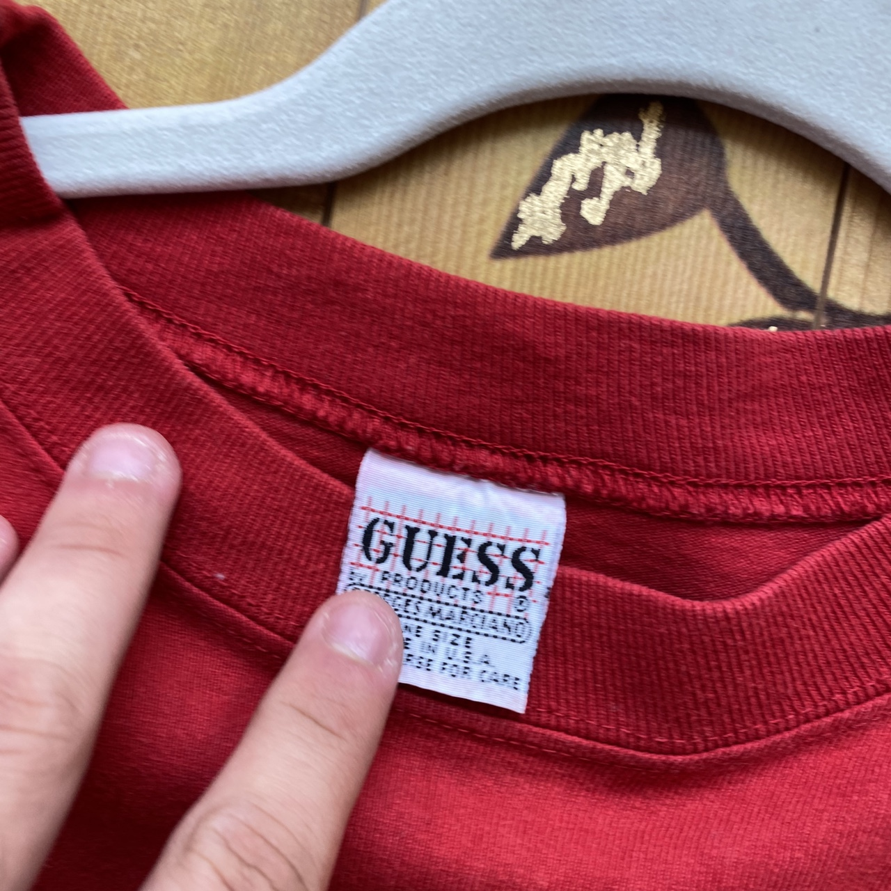 Product Image 2 - Vintage guess tee Fits like large