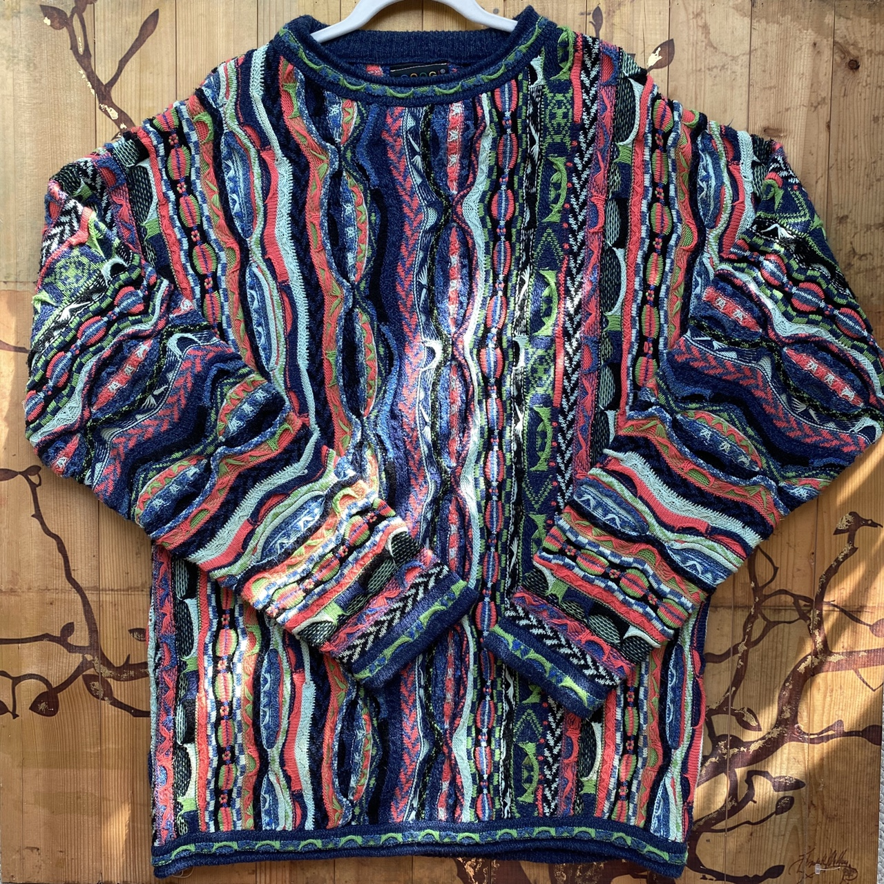 Product Image 1 - Coogi sweater Authentic  Fits L Send offerd Coogi