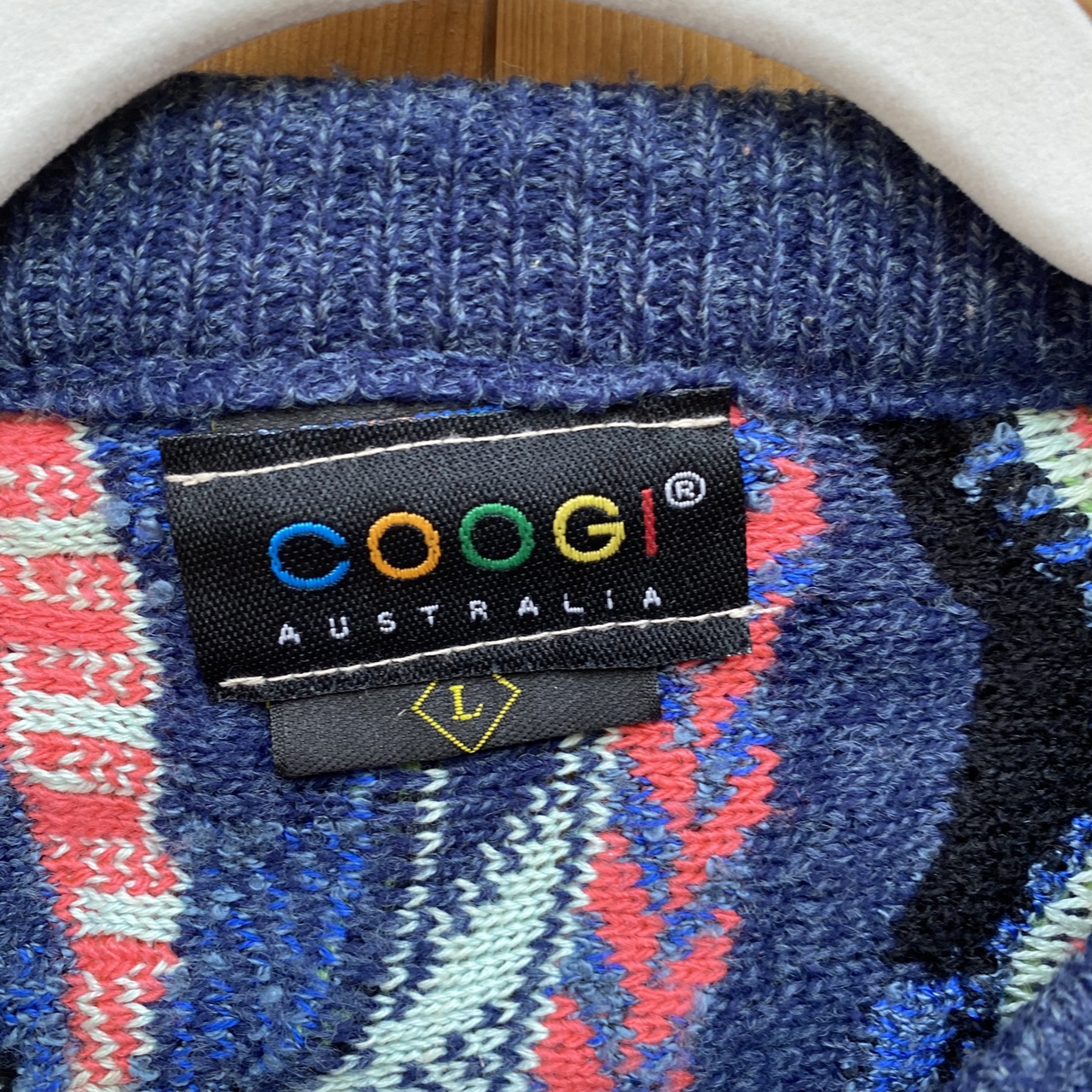 Product Image 2 - Coogi sweater Authentic  Fits L Send offerd Coogi
