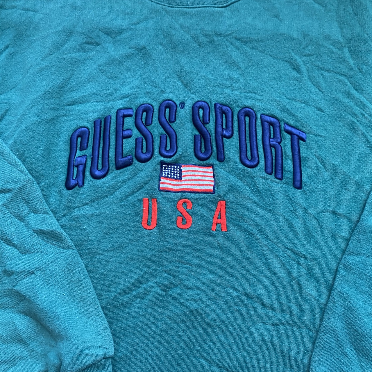 Product Image 2 - Beautiful vintage guess sweatshirt authentic