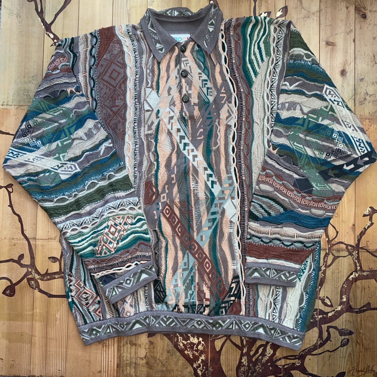 Product Image 1 - Coogi sweater  ✔️pre-owned / brand