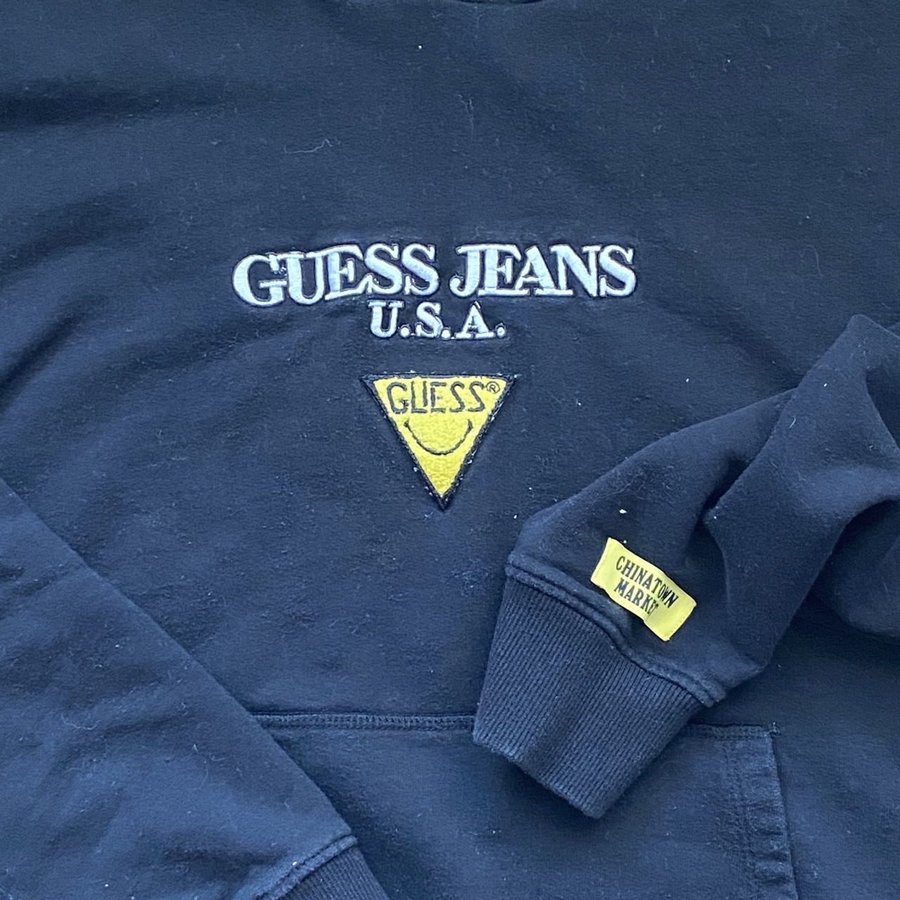 Product Image 2 - Guess Chinatown market collab hoodie