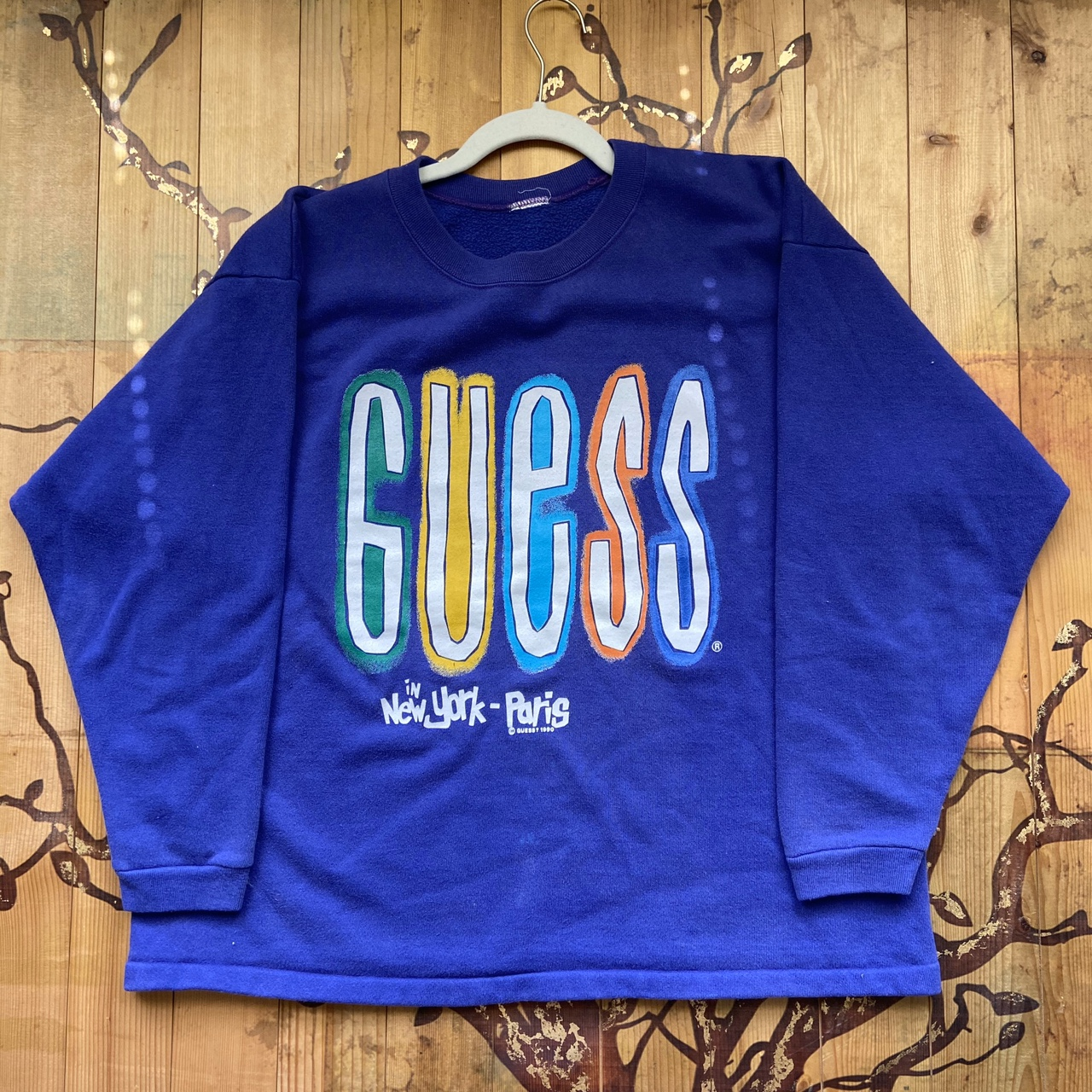 Product Image 1 - Beautiful vintage guess sweatshirt authentic