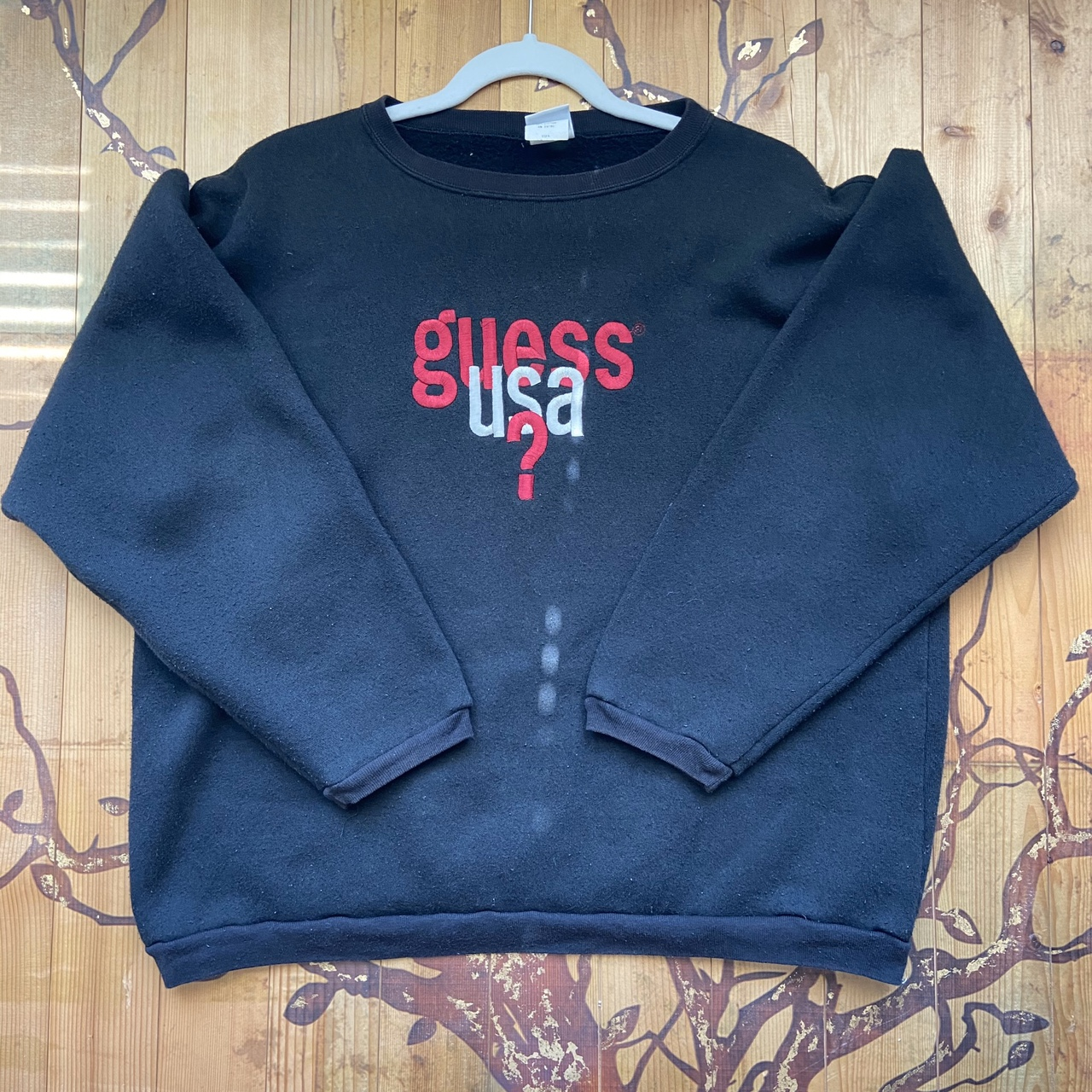 Product Image 1 - Beautiful vintage guess sweatshirt The best