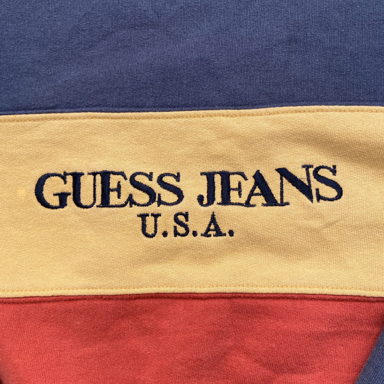 Product Image 2 - Vintage guess sweatshirt Cool color blocked
