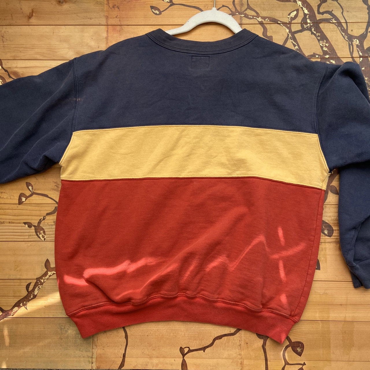 Product Image 4 - Vintage guess sweatshirt Cool color blocked