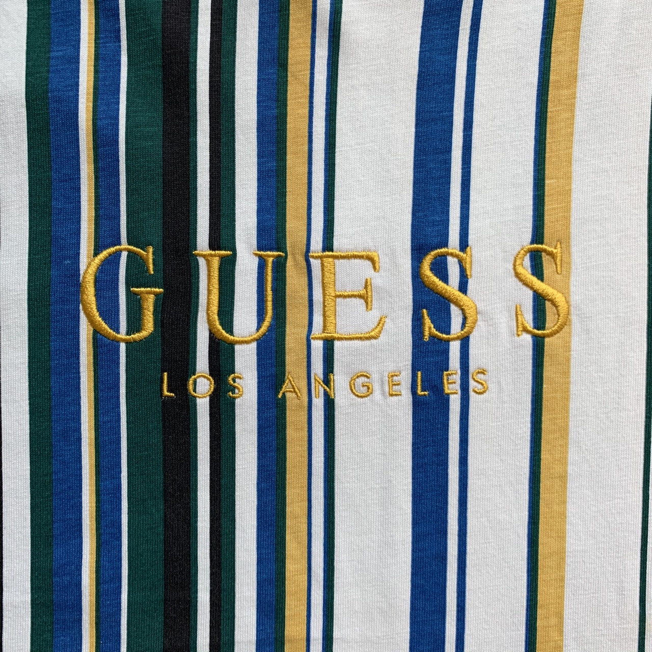 Product Image 2 - Beautiful guess striped tee #streetwear #vintage