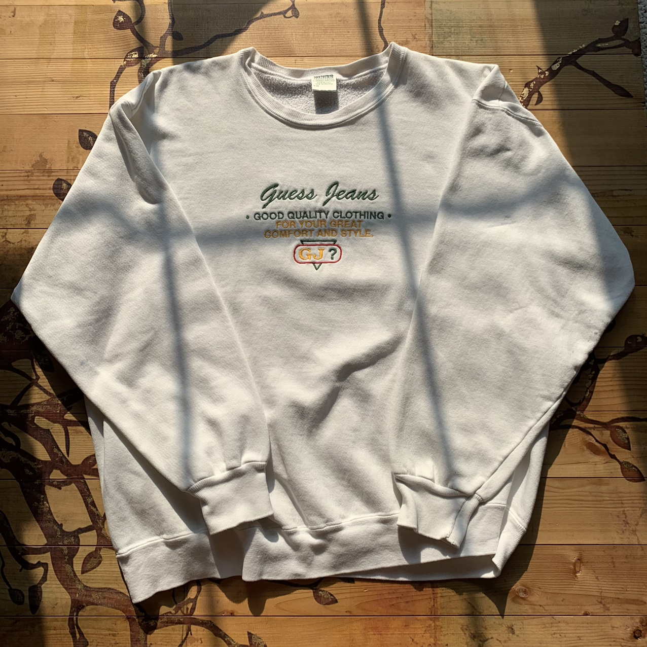 Product Image 1 - Beautiful vintage guess sweatshirt  THIS