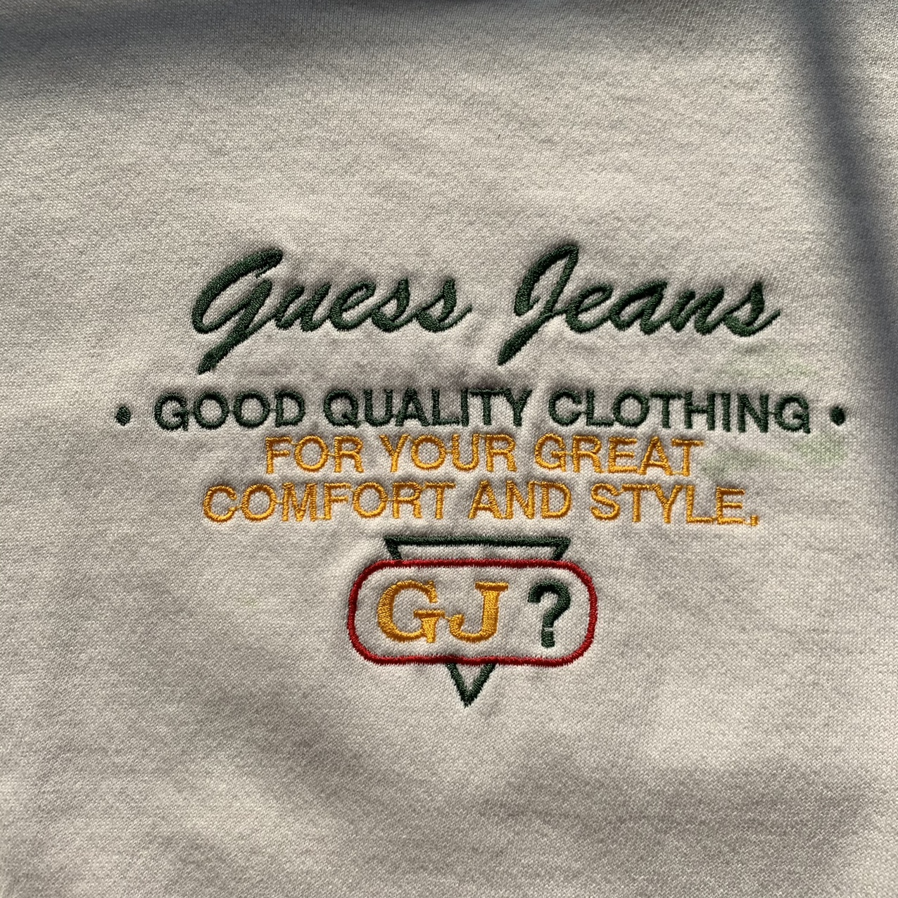 Product Image 2 - Beautiful vintage guess sweatshirt  THIS