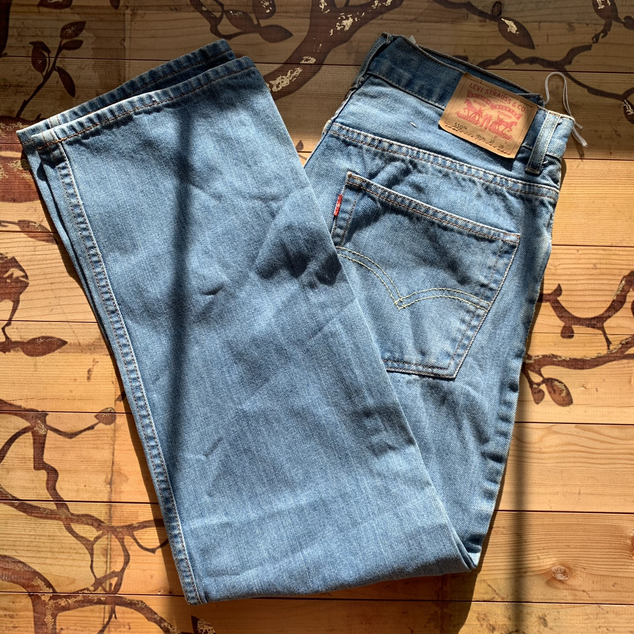Product Image 1 - Relaxed Blue Wash Levi's perfect condition