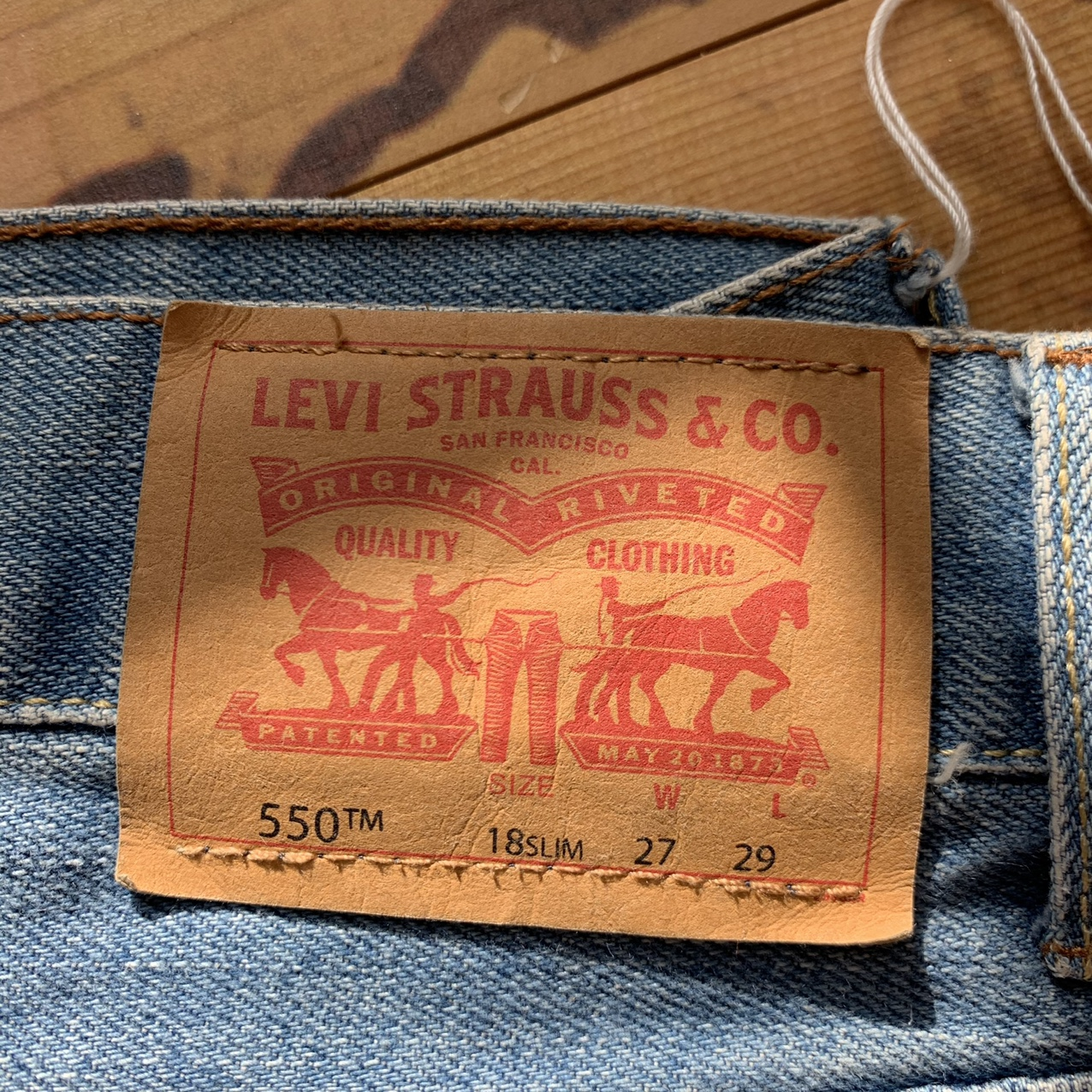 Product Image 3 - Relaxed Blue Wash Levi's perfect condition