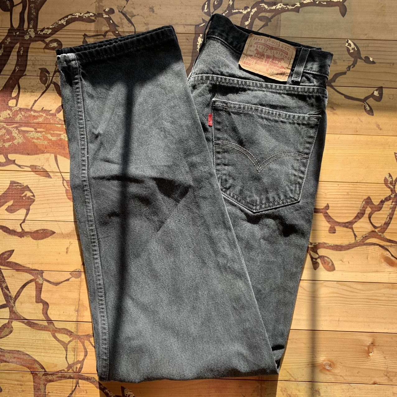 Product Image 1 - Relaxed Black Wash Levi's almost brand