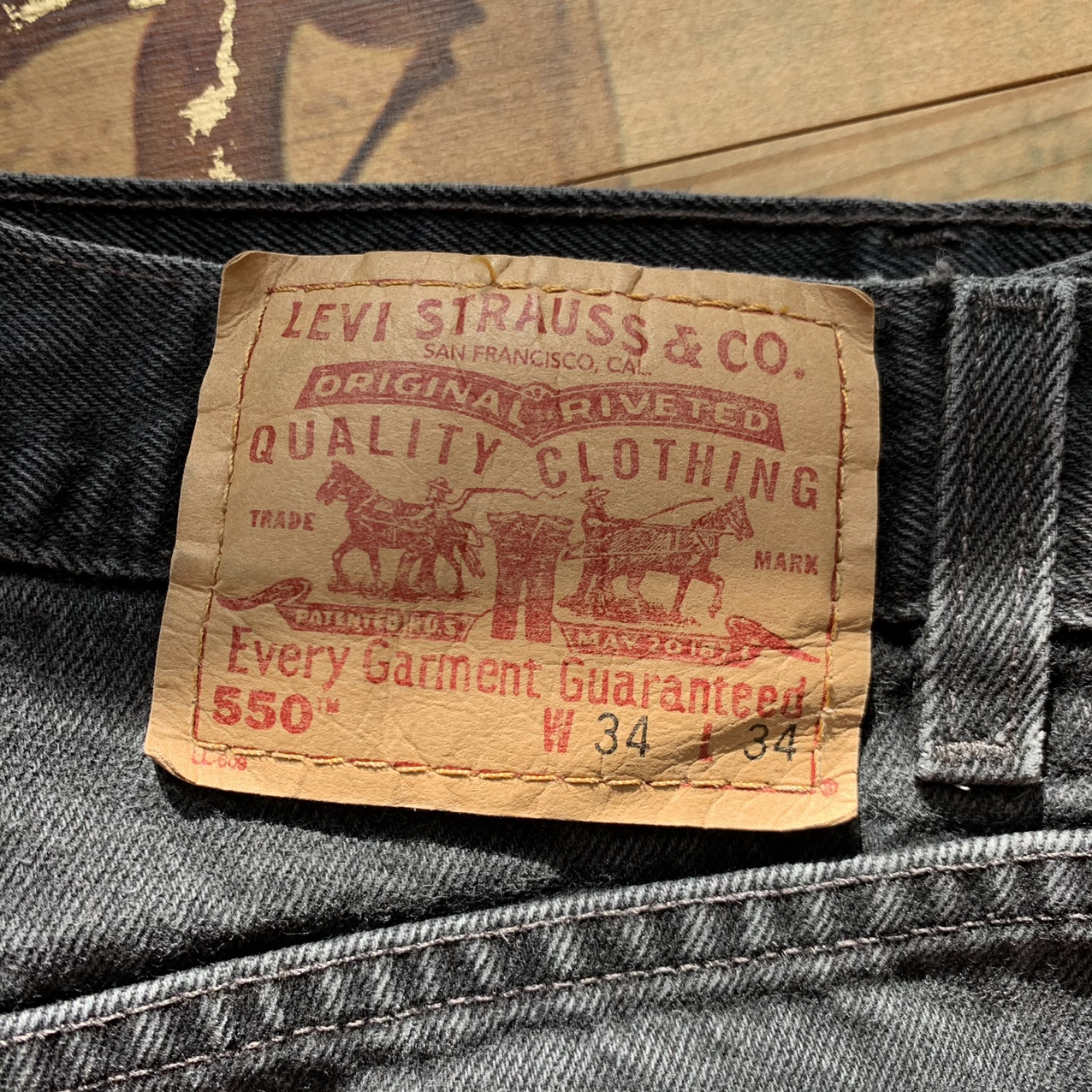 Product Image 3 - Relaxed Black Wash Levi's almost brand