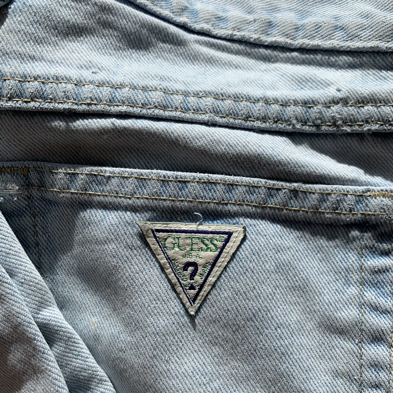 Product Image 2 - Light Blue Wash Guess Jeans these