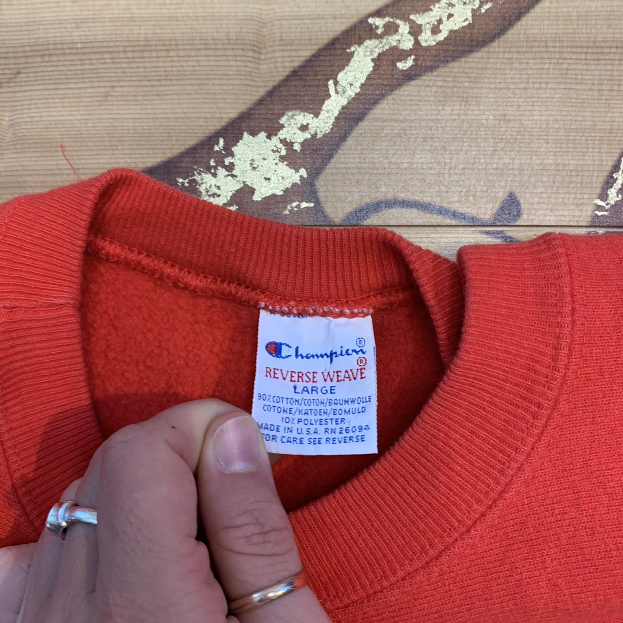 Product Image 3 - Red Champion Sweatshirt THIS IS A