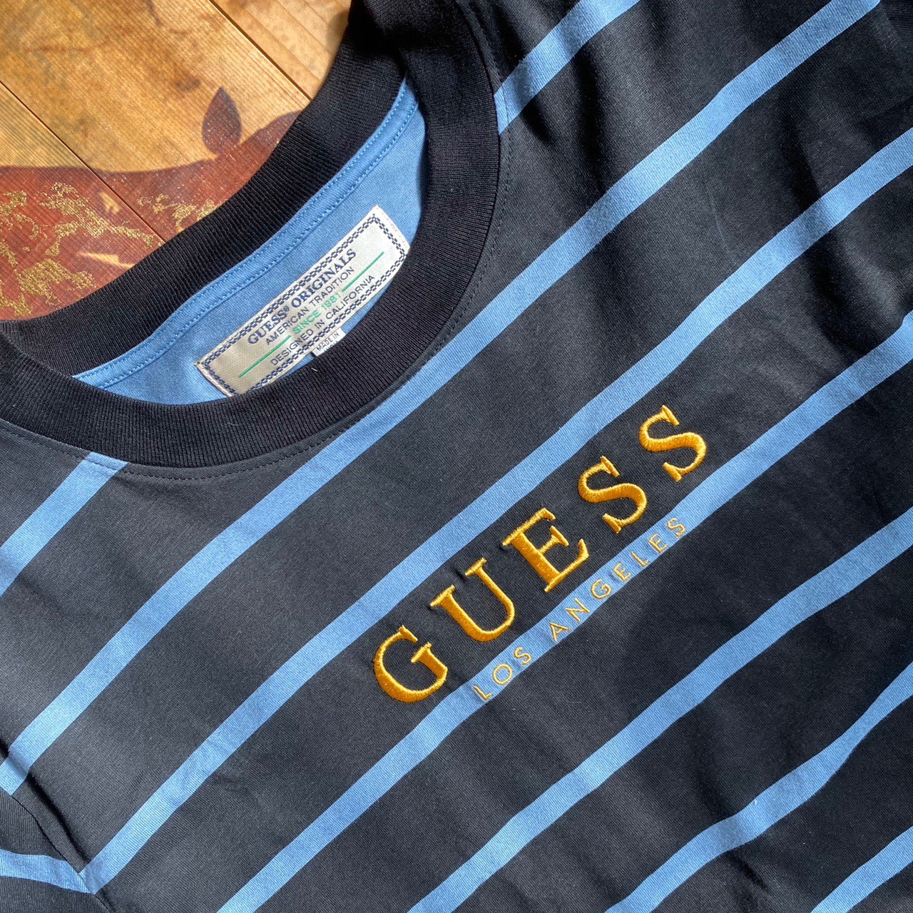 Product Image 2 - Guess striped shirt Brand new  Amazing