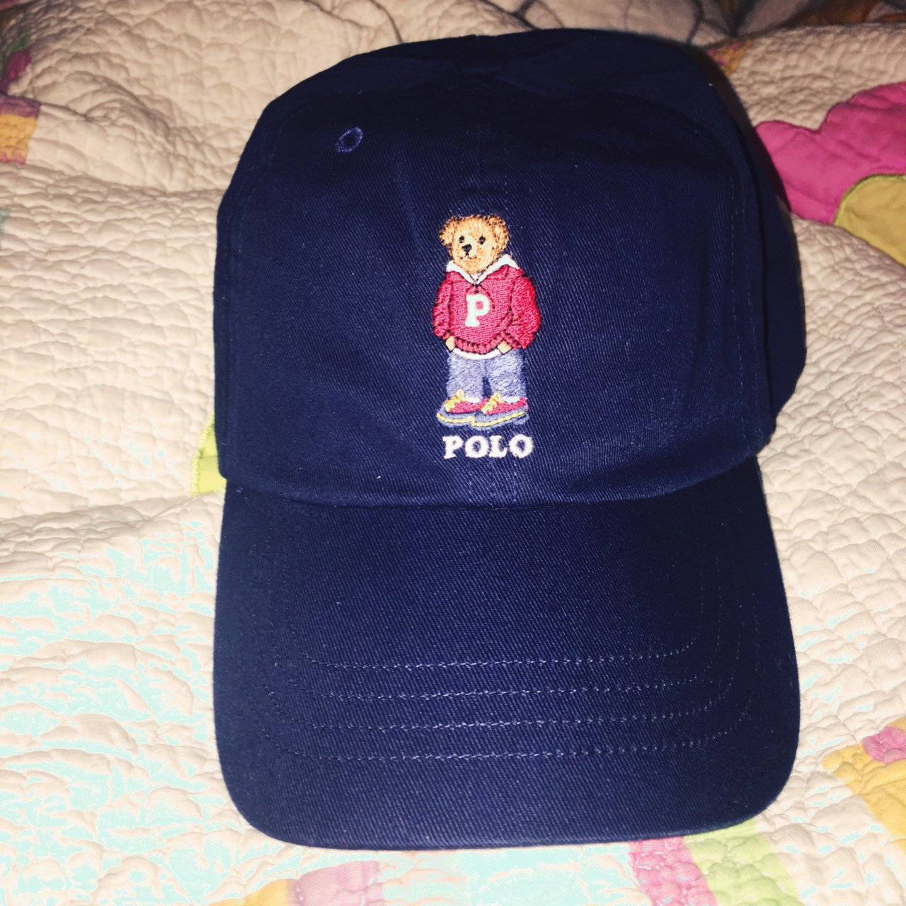 Polo Ralph Lauren cap brand new with tags. PRICE 10 10 - Depop d2ceee777d58