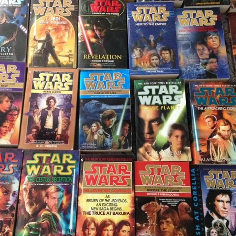 Star Wars Ebook Collection
