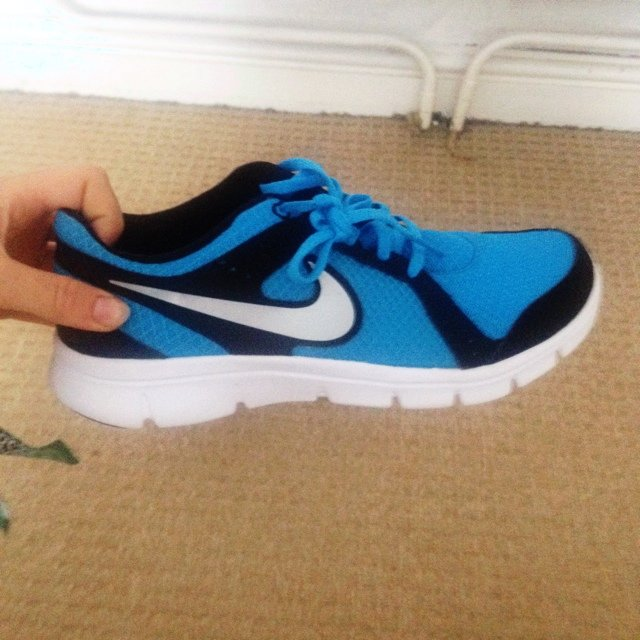 new product 8a8f6 ab512 Nike running shoes size 5,- 0