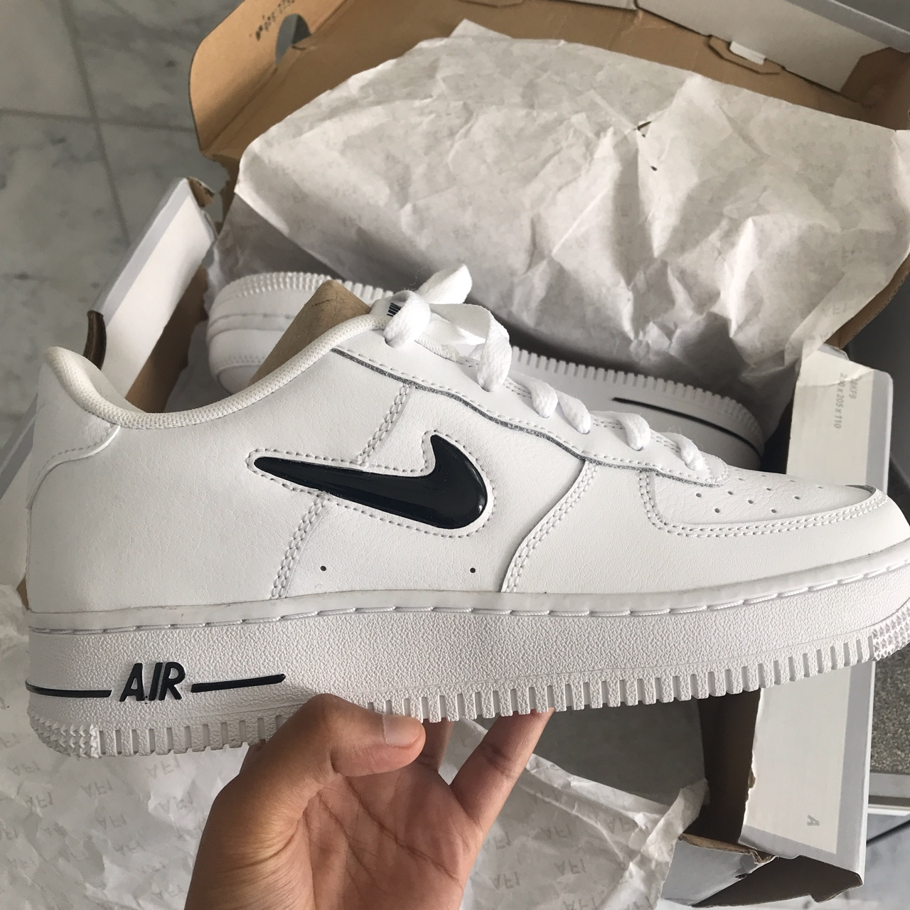 air force 1 essential jewel