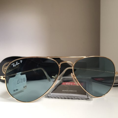 de7bd73d5b Ray-Ban 3025 Aviator Large Metal 001 3R.Gold frame