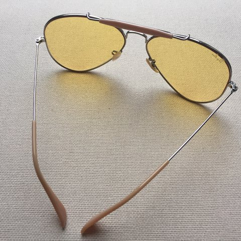 ab50be9592e0b Ray-Ban 3407 Ambermatic.Size 58-14.Silver frame