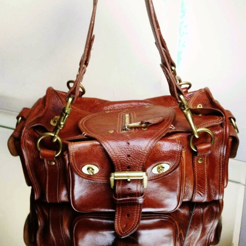 bbebcd750f @htotheking. 4 years ago. London, UK. Authentic Mulberry Emmy handbag in tan.  Not been particularly used ...