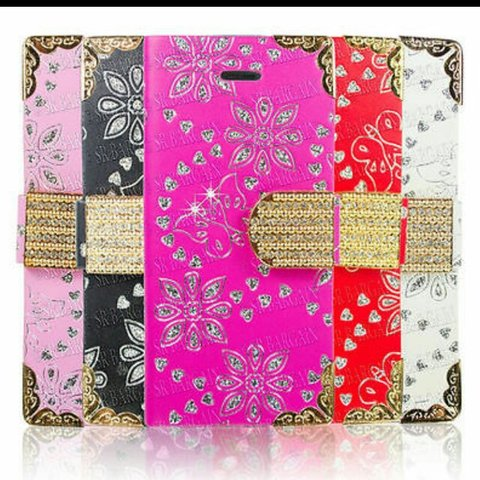 f7c7c6dd30 Also available in these colours and design! Flip case for LG - Depop