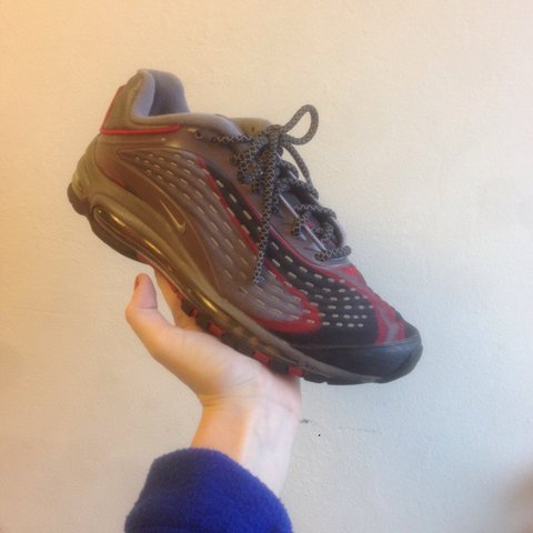 c8c959e04c @milliec101. 3 years ago. United Kingdom. Very Rare ! Nike Air Max Deluxe 97  ...