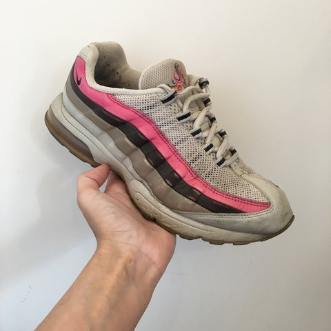 6001aea4fb @milliec101. 3 years ago. United Kingdom. Vintage Ultra Nike Air Max 95  95's 95s , Good Condition ...
