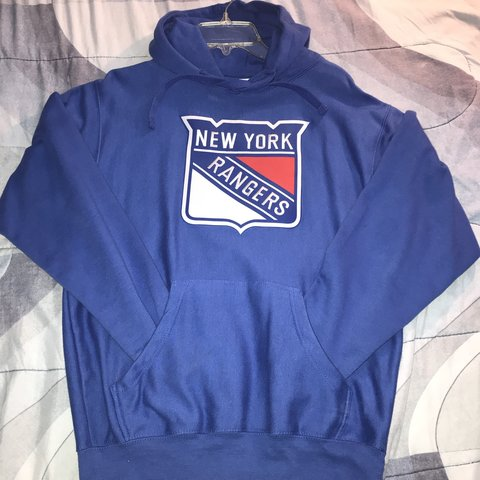 1c5a70bc @emily_r. 2 months ago. New York, United States. New York Rangers hoodie in perfect  condition!