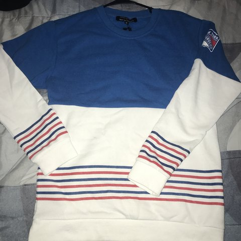 a69cac0c @emily_r. 2 months ago. New York, United States. New York Rangers sweater  in perfect condition.