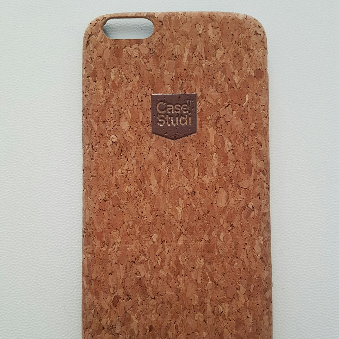 cover iphone sughero