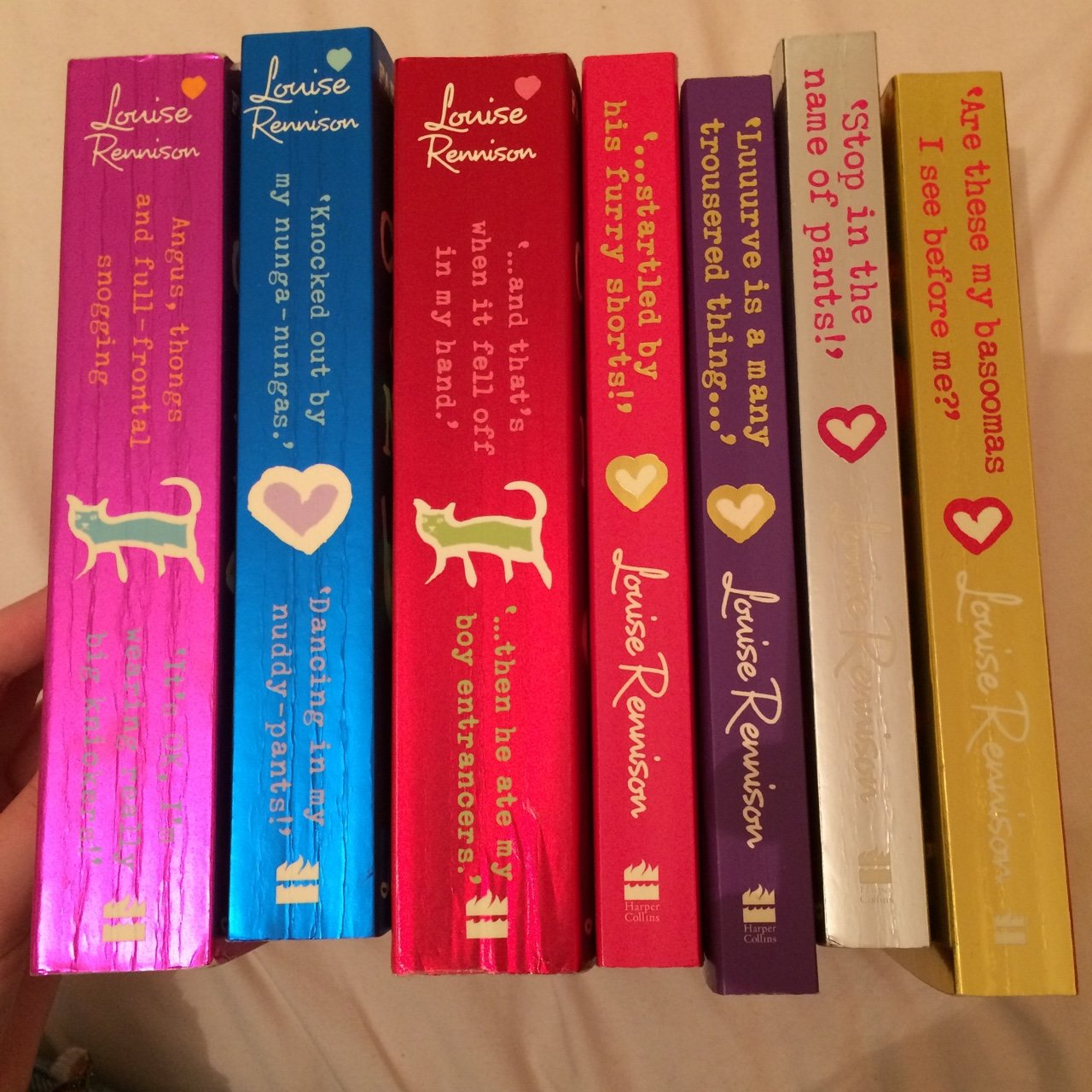 angus thongs and full frontal snogging confessions of georgia nicolson book 1
