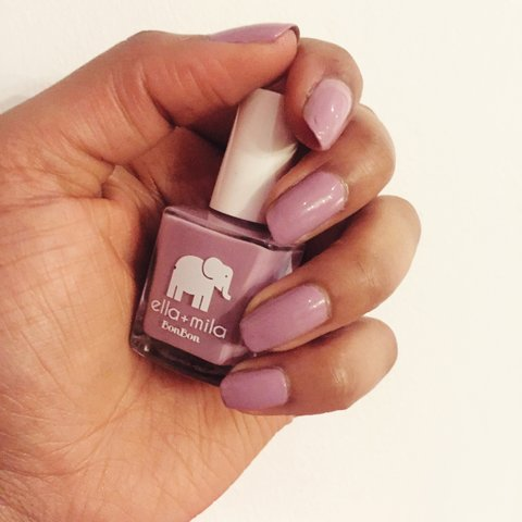 Sold Out Dulce Amor By Ella Mila A Beautiful Dusty Rose Nail Depop